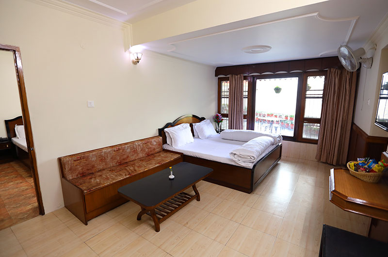 Hotel Vishnu Palace-Deluxe Family Suite View_2