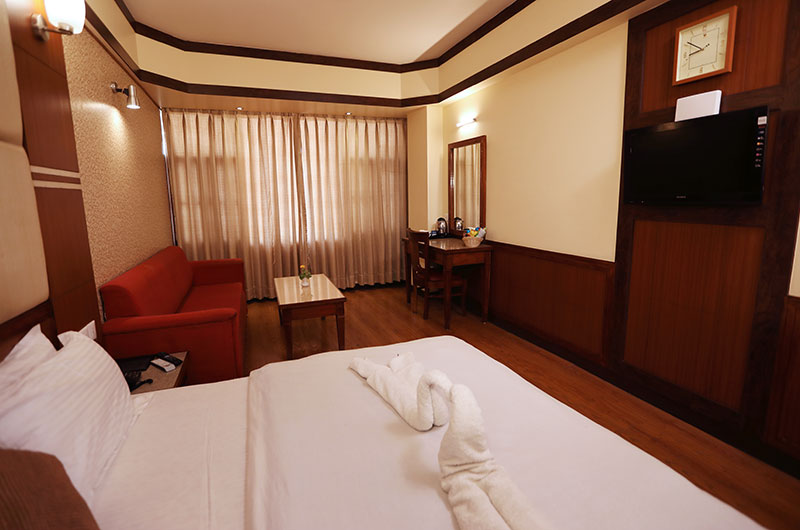 Superior Room at Hotel Vishnu Palace