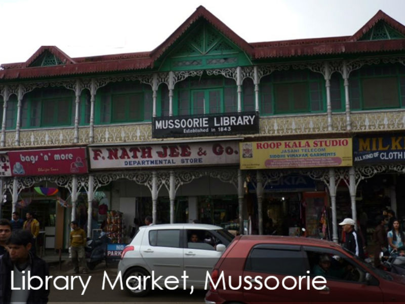 Library Market